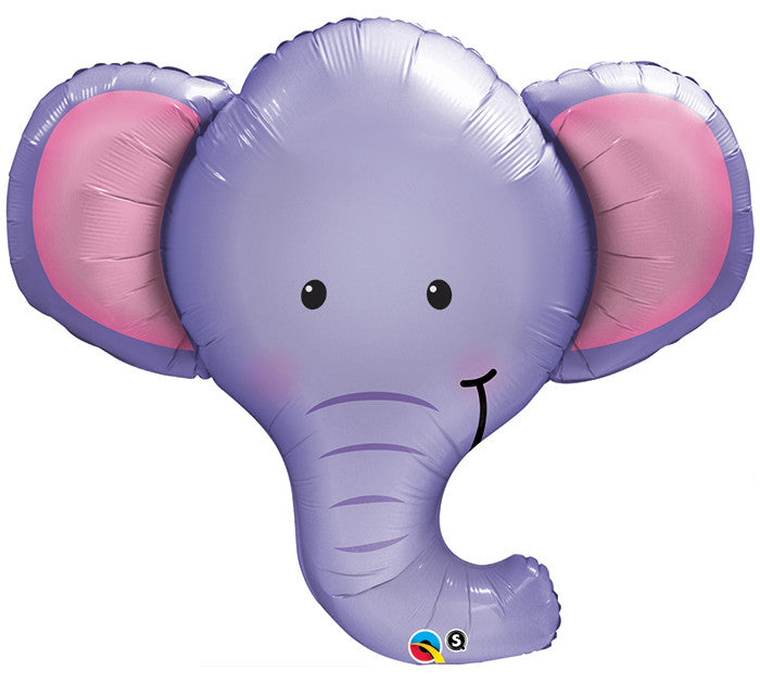 "Silly Circus Elephant 39"" Balloon"