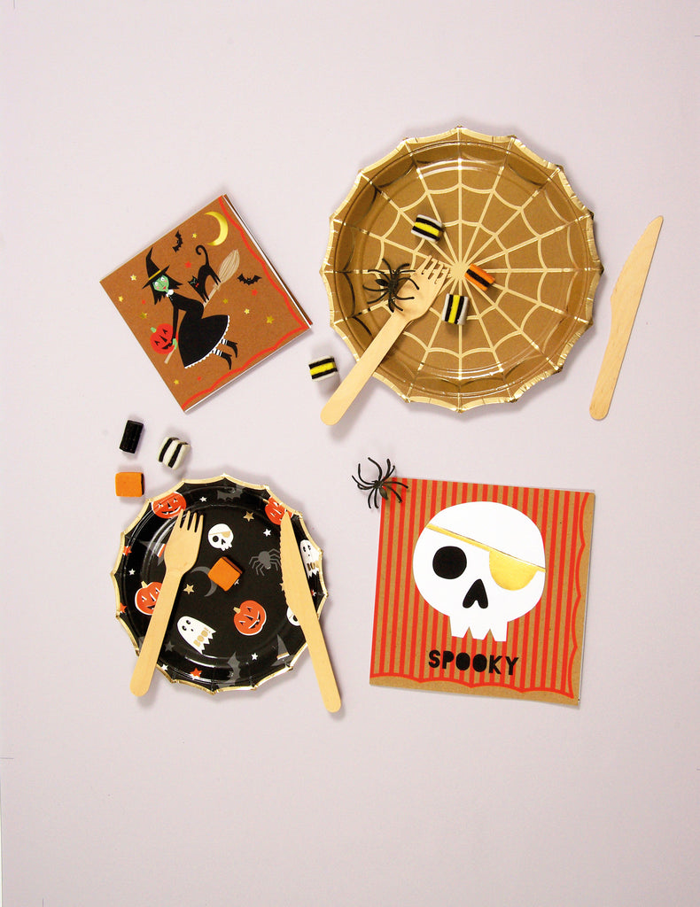 halloween, party supplies