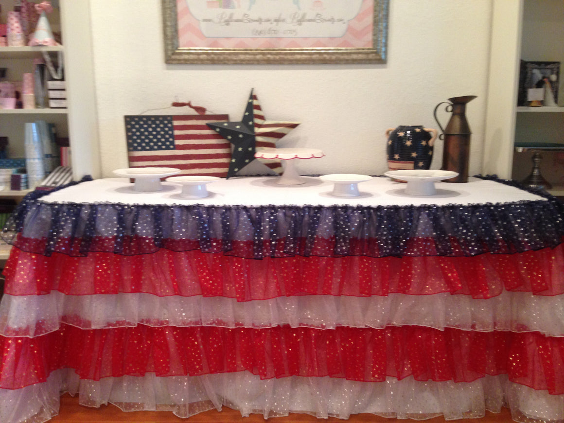 Star Spangled - Tablecloth
