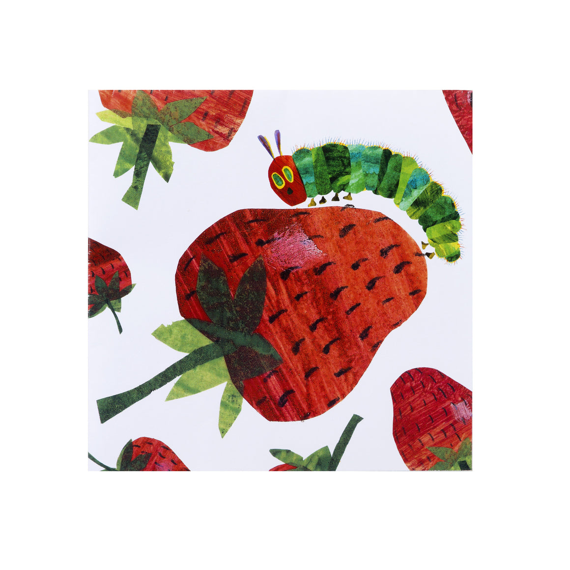 The Very Hungry Caterpillar 20 Big Napkins