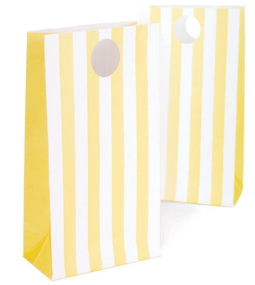 Party Bags Yellow