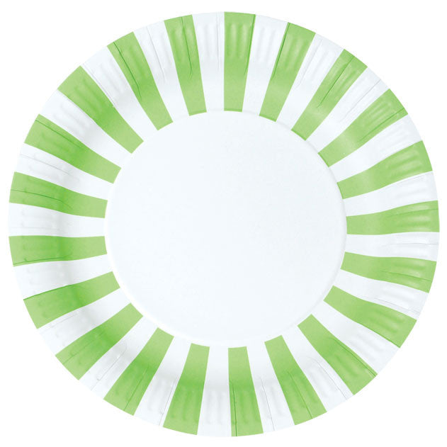 Plates - Apple Green