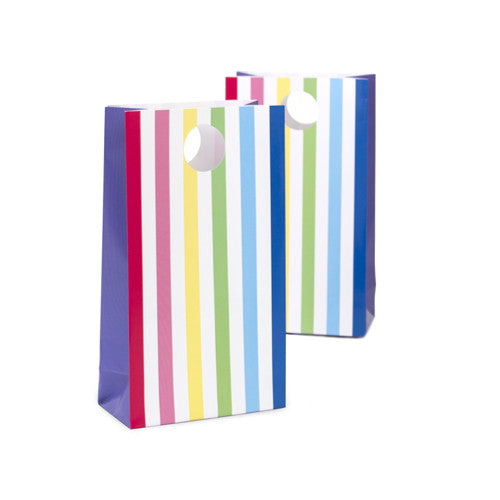 Party Bags - Rainbow Stripes