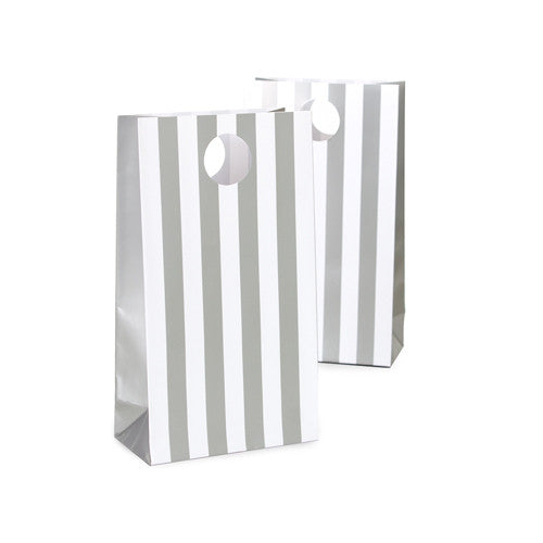 Party Bags - Silver