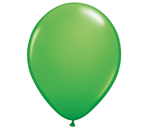 "Spring Green 11"" Balloon"