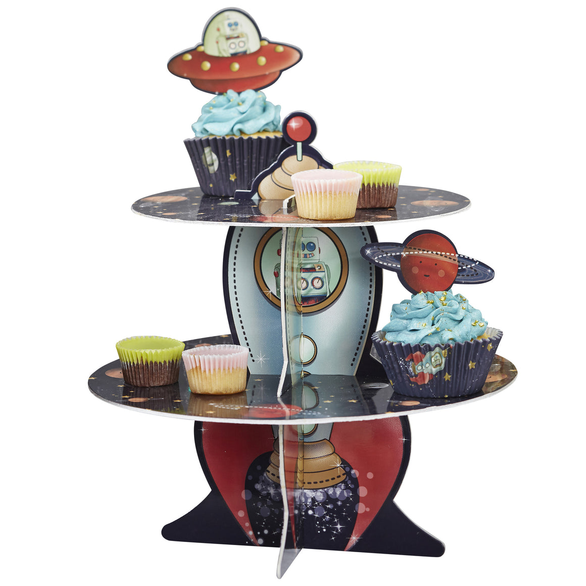 Space Adventure Party - Cake Stand