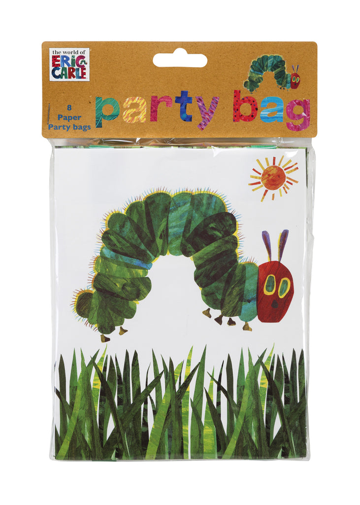 The Very Hungry Caterpillar 8 Party Bags