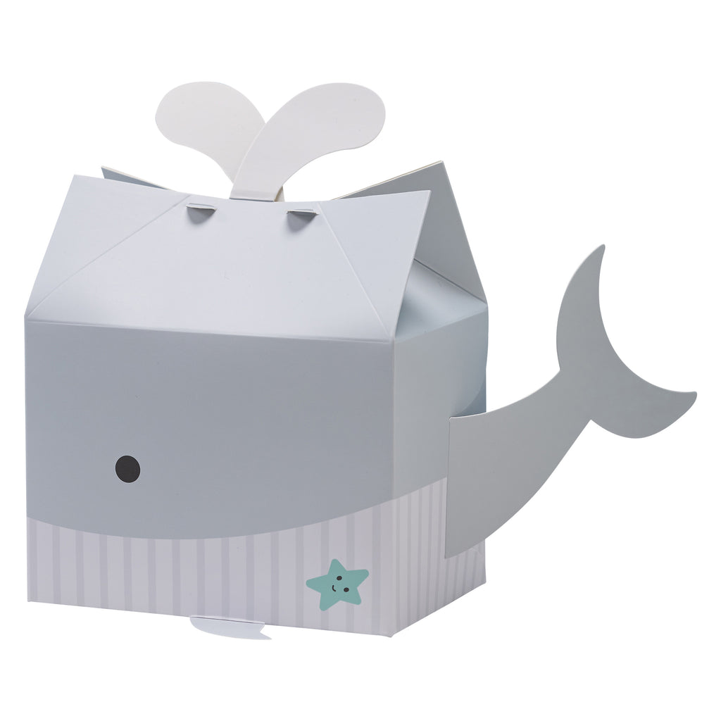 whale party bags, under the sea