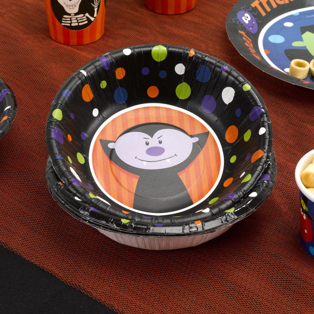 Trick or Treat 8 Bowls