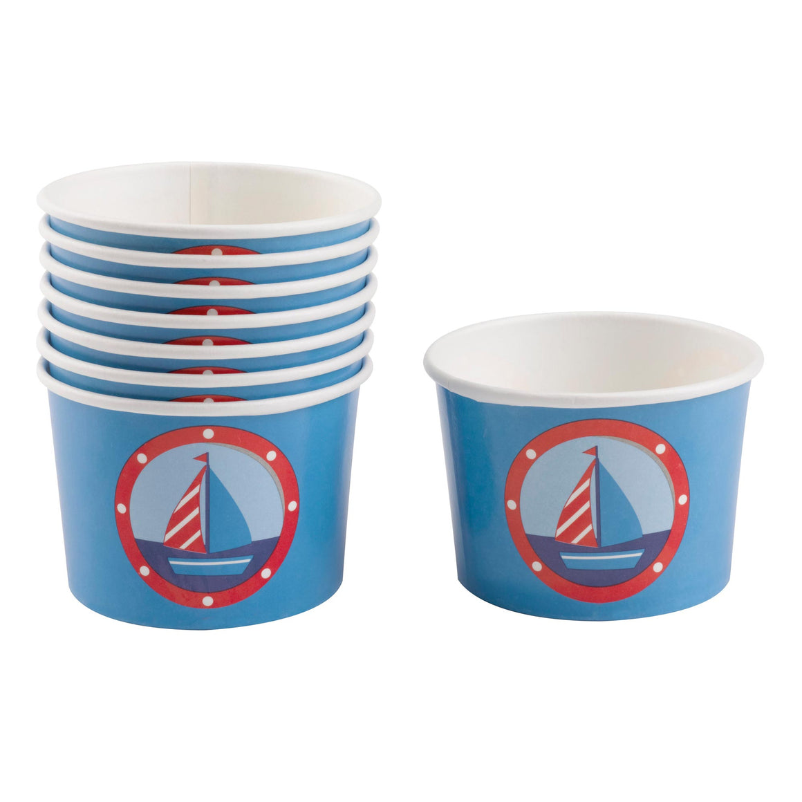 ahoy nautical ocean boat party supplies
