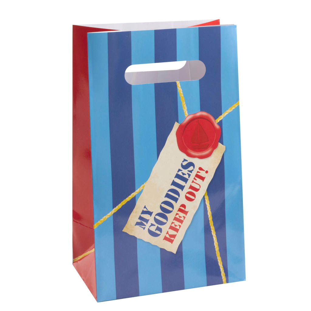 ahoy nautical party bags party supplies