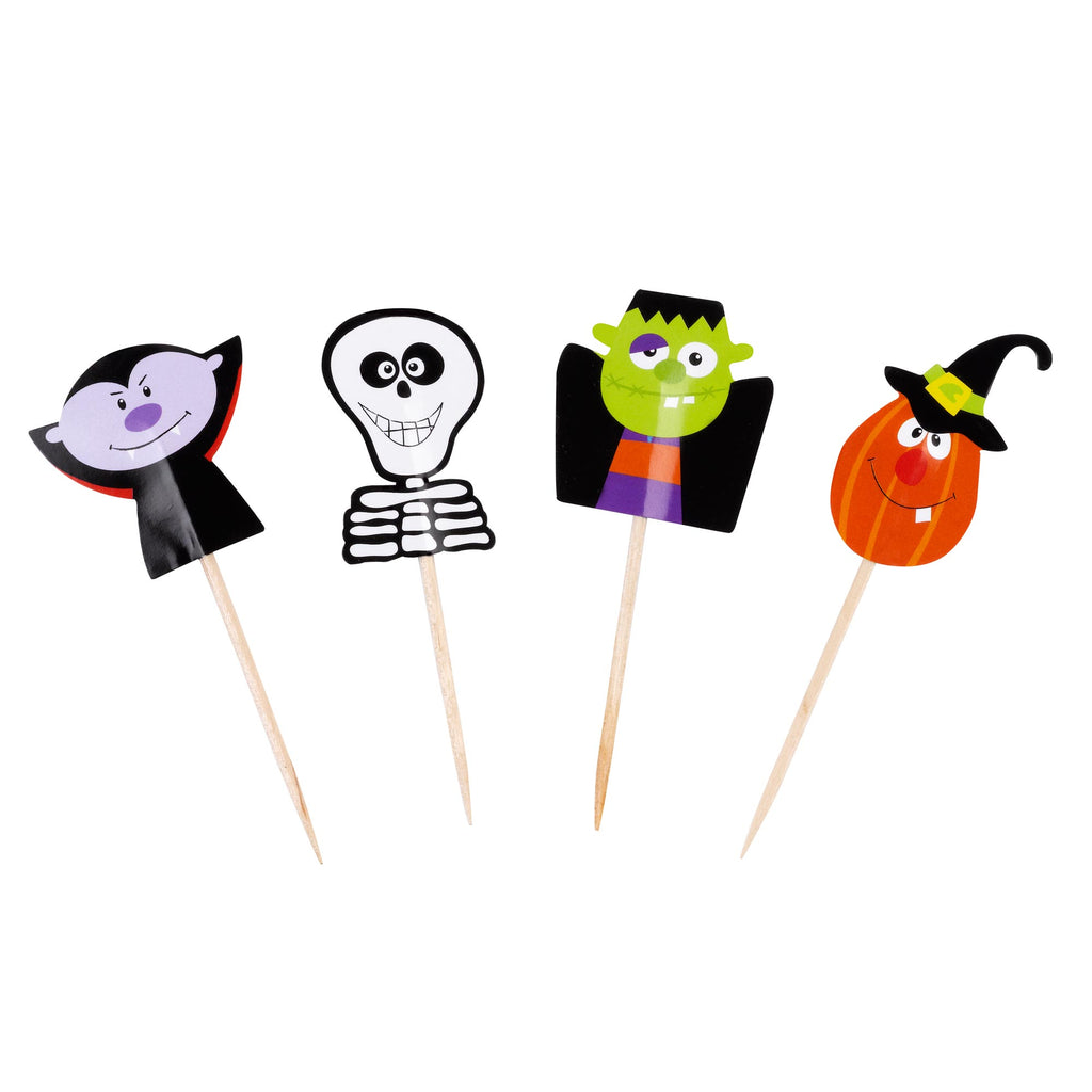 Trick or Treat 20 Food Picks