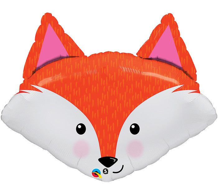 "33"" FRIENDLY FOX"