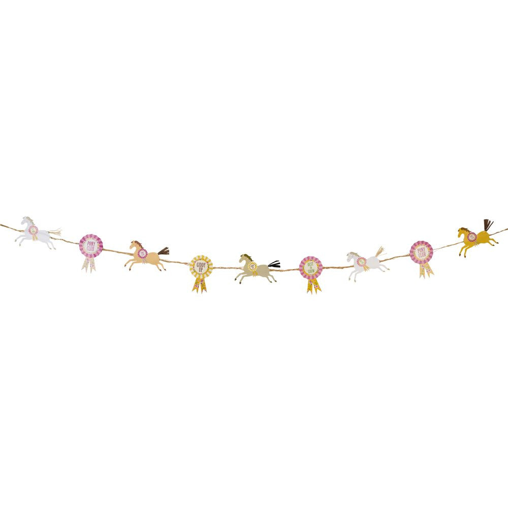 Pony Party Garland