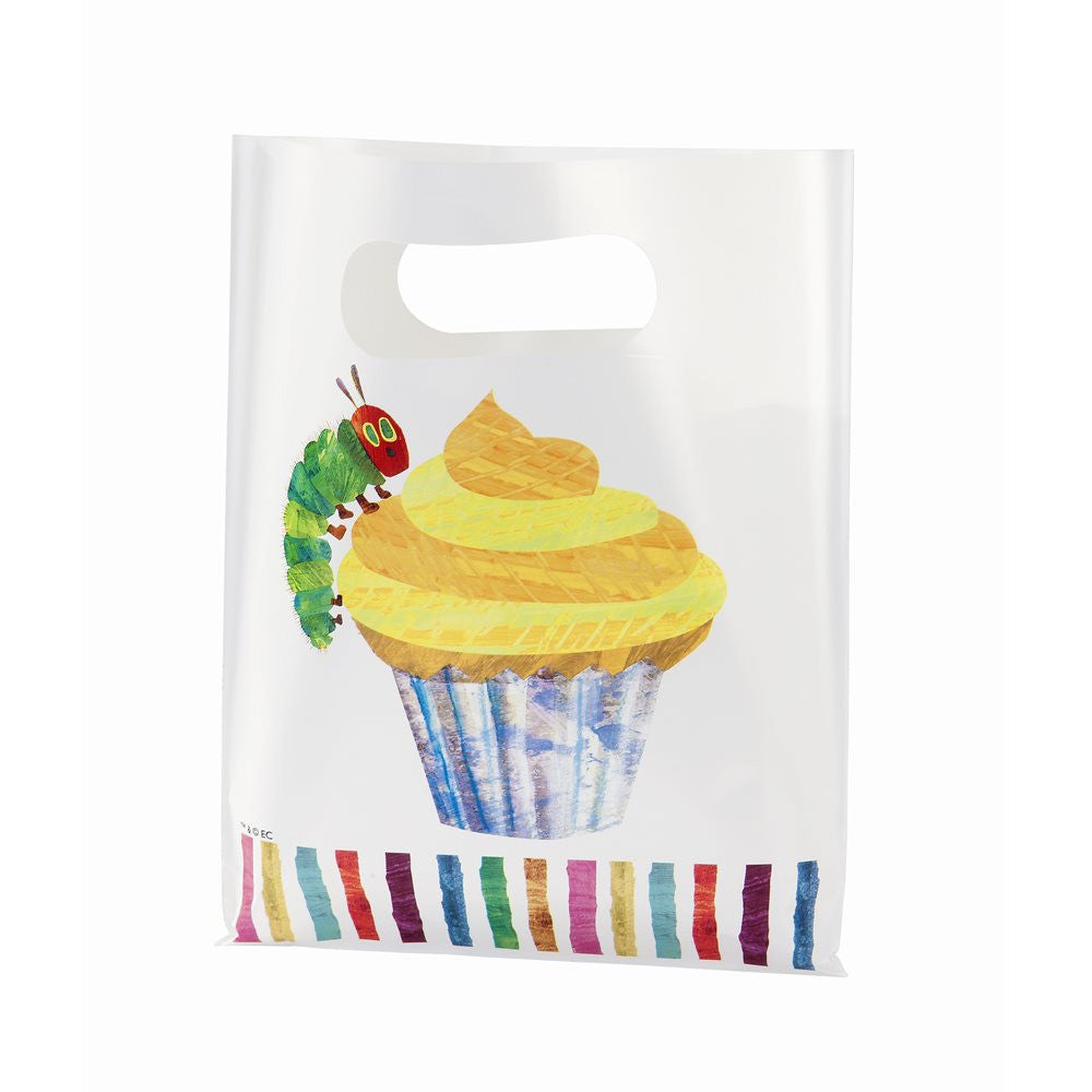 The Very Hungry Caterpillar - 8 Party Bags