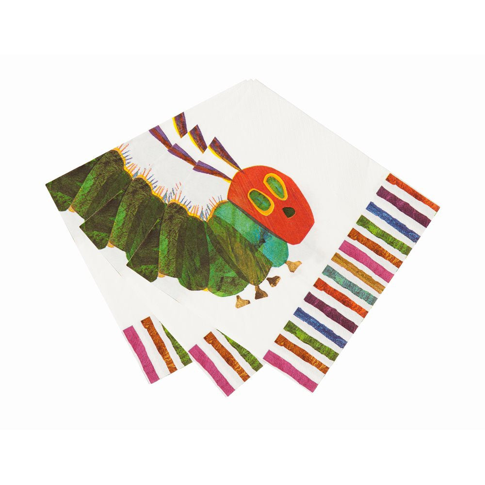 Classic Hungry Caterpillar Big 20 Napkins
