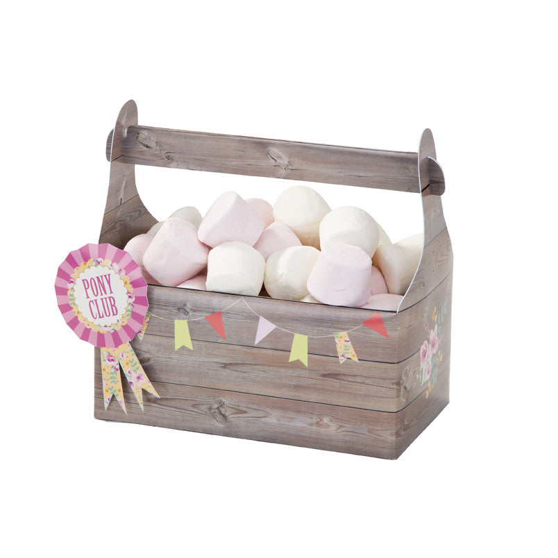 Pony Party Tack Treat Box