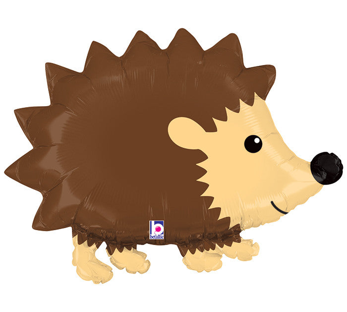 "30"" WOODLAND HEDGEHOG BALLOON"