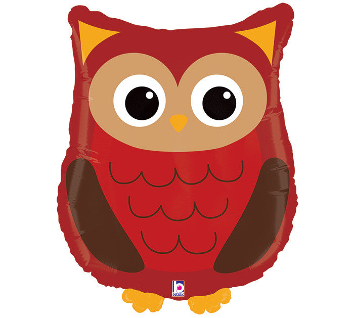 "26"" WOODLAND OWL BALLOON"