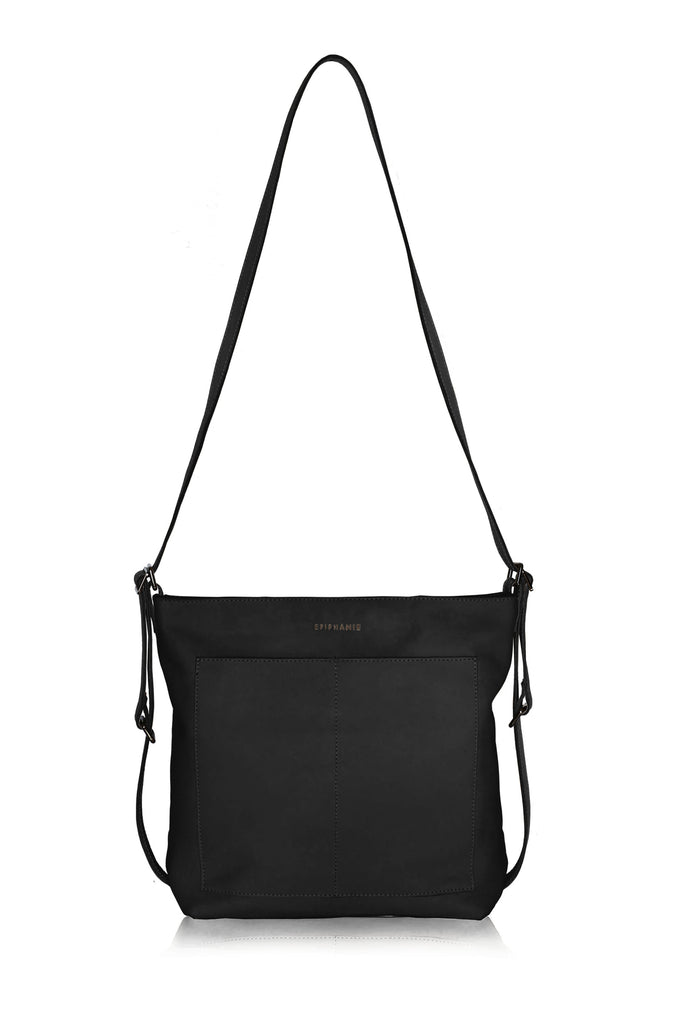 MARBELLA - Backpack Convertible - Black