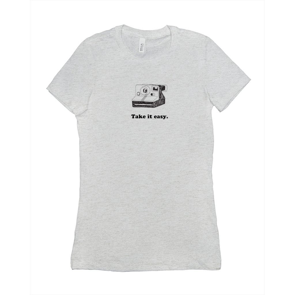 Women's Tee - Take It Easy