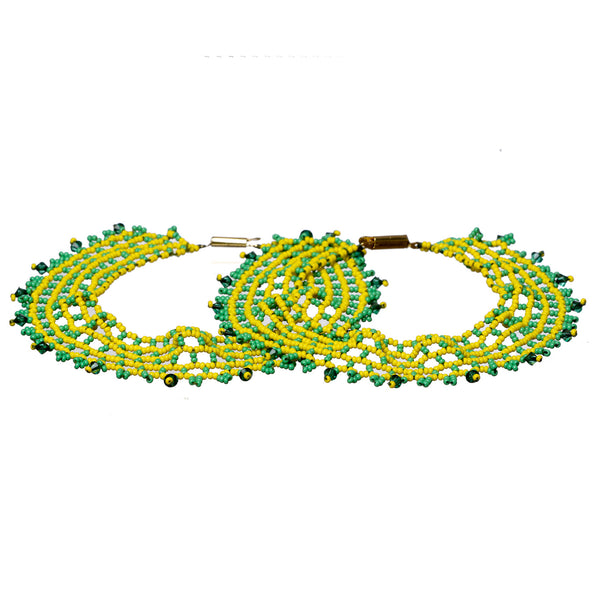 Handmade small beads payal