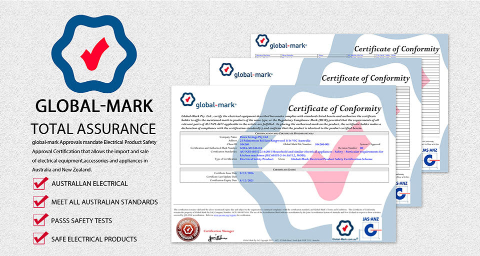 Global Mark Total Assurance