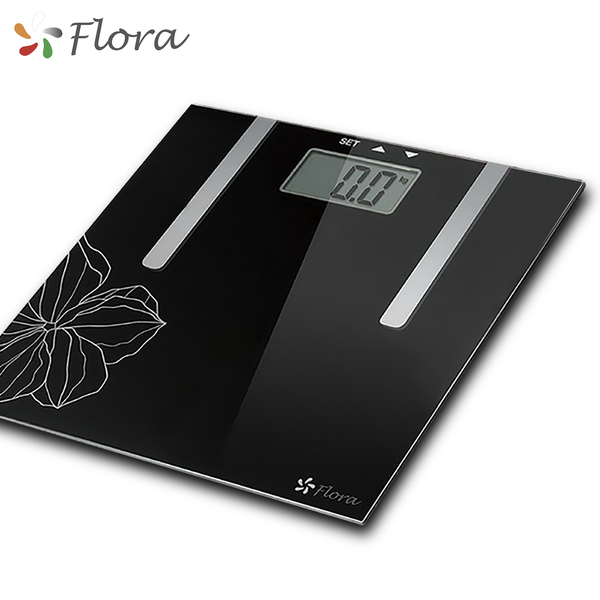 Flora Digital Body Scale