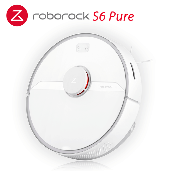 Xiaomi Mi Roborock S6 Pure Robot Robotic Vacuum Cleaner Genuine AU Version MIJIA App