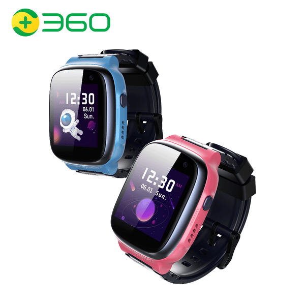 360 Kids Smart Watch 4G E1
