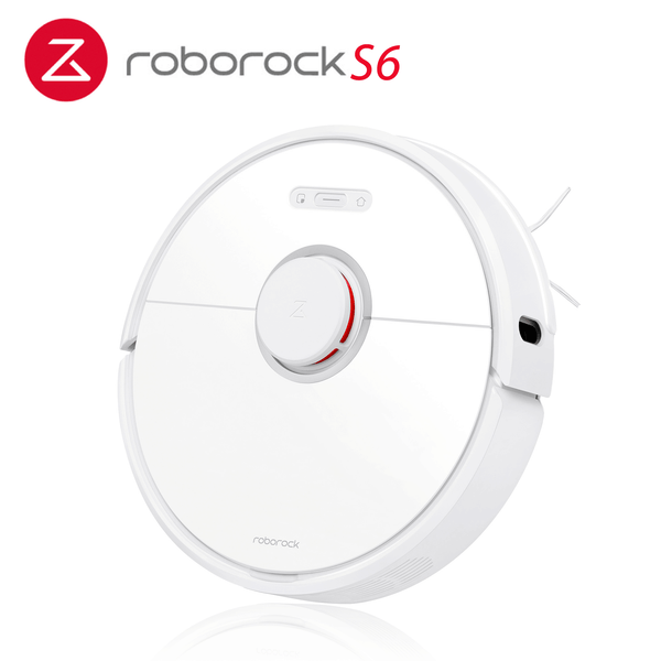 Xiaomi Mi Roborock S6 AU Version Xiaomi Mi Robot Robotic Vacuum Cleaner Genuine 3nd Gen