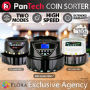 PanTech Australian Coin Sorter Machine Display Automatic Electronic Counter