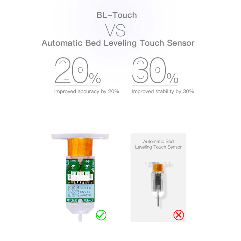 Genuine BL-Touch Auto Bed Levelling Sensor Kit for Creality 3D Printer ENDER-6