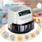 PanTech Australian Coin Sorter Coin Counter Machine Automatic Electronic PT-CSB-WHITE