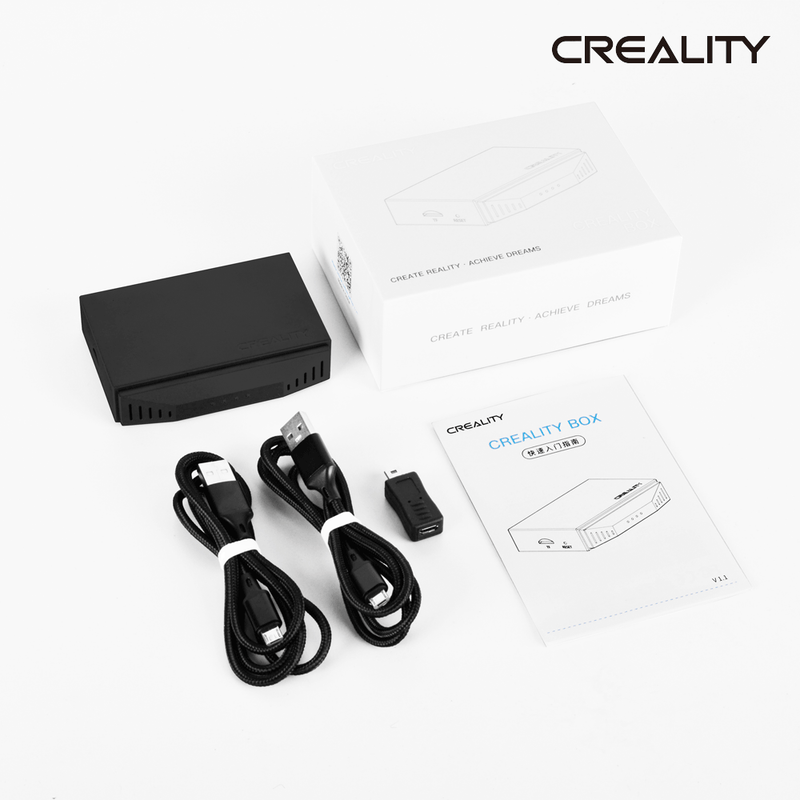 Creality WiFi Wi-Fi 3D Printer Remote App Control Box Cloud Printing