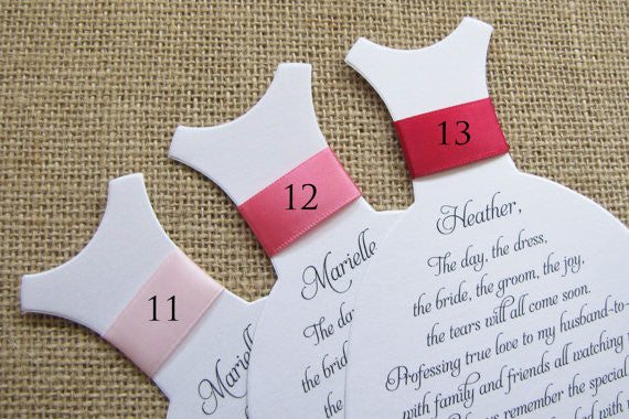 will you be my bridesmaid cards maid of honor wedding party invite