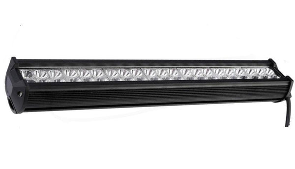 LED Lys bro / lys bar 126 watt 12/24 volt