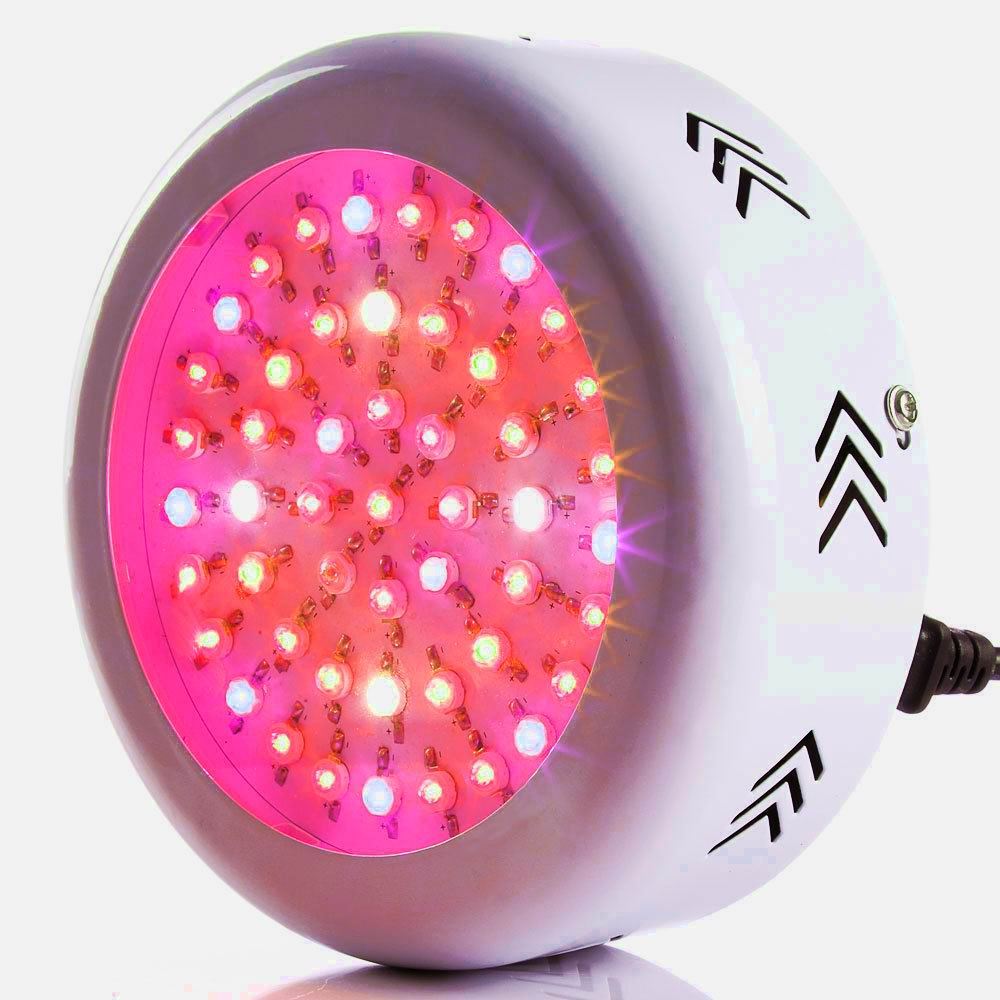 Image of   150 watt UFO LED plante lys - fuldt spektrum