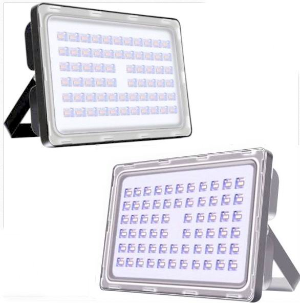 Image of   200w Professionel LED projektør