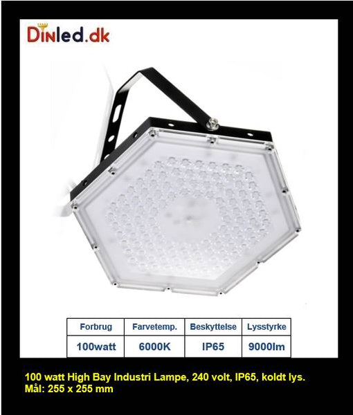 100 watt LED High Bay