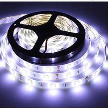 Image of   5 meter, 12 volt, 24 watt, 1800 lumen, IP20, 300 LED, Led strip