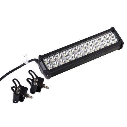LED Lys bro / lys bar 72 watt 12/24 volt