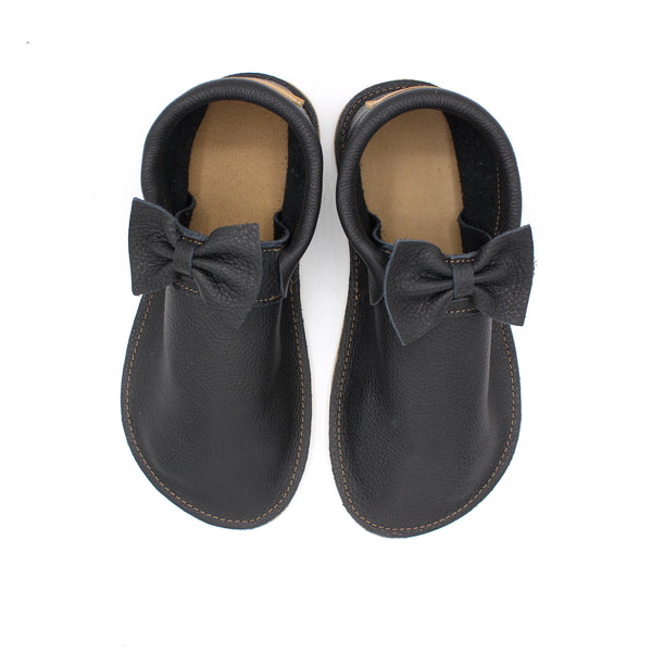 Ladies Marie Mocs - Black