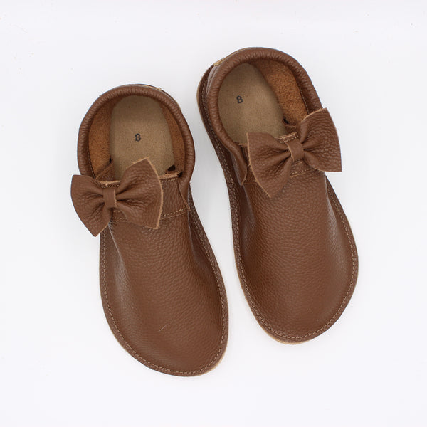 Ladies Marie Mocs - Chocolate