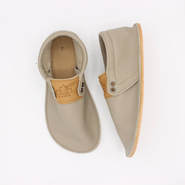 Ladies Hampton Mocs - Sandstone