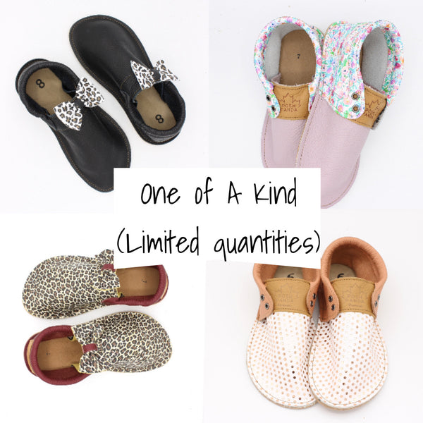 Ladies One Of A Kind Mocs - ASSORTED SIZES
