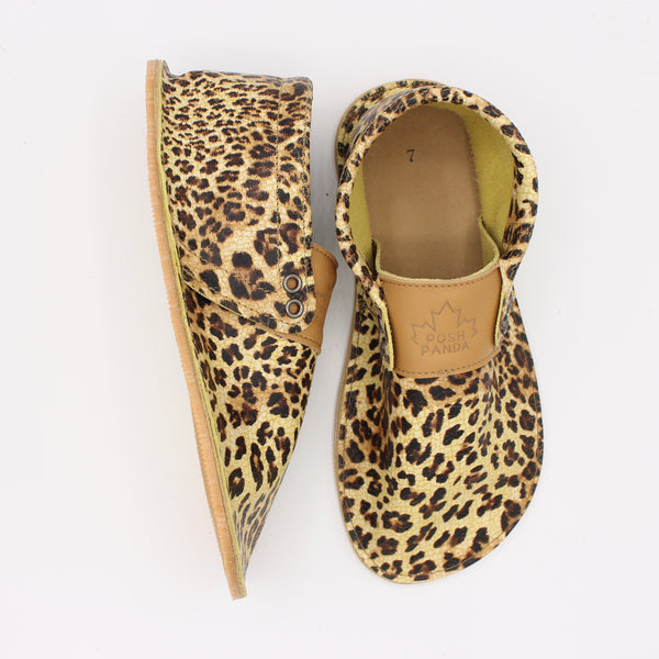 Ladies Hampton Mocs - Leopard