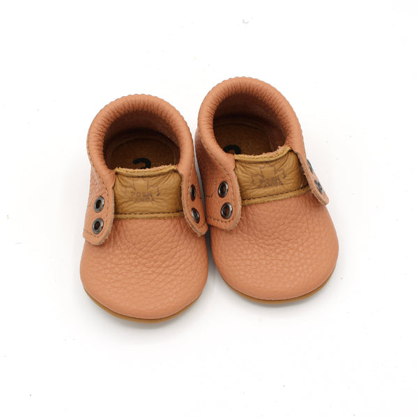 Baby Hampton Moc - Georgia Peach