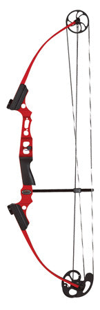 Genesis Mini Lefthand Bow Red