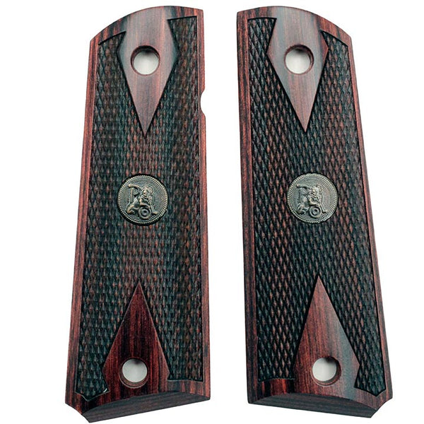 Pachmayr American Legend Series 1911 Govt. Double Diamond Rosewood